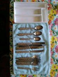 silver wear set 25pc. Chesapeake, 23322
