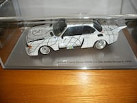 1:18 Scale Die-Cast BMW Art Car by Frank Stella - MUSEUM QUALITY Burke, 22015
