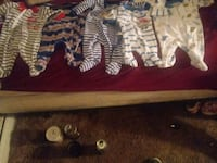 toddler's assorted clothes 165 mi