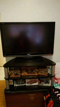 """42"""" sony aquos tv with stand  Toronto, M3H"""