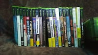 Regular xbox games.. Halo 2 elder scrolls 3- and m Elgin, 78621