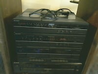 Stereo and cabinet Huntsville, P1H 2J6