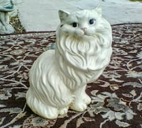 Kitty Cat Ceramic Garden Statue Glendora, 91741