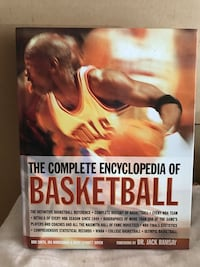 The Complete encyclopedia of basketball book