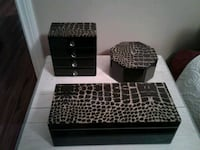 Jewelry boxes  Windsor