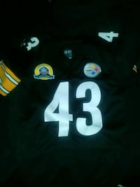 black and yellow NFL jersey Hagerstown, 21740