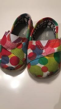 Baby Toms Size 3