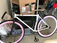 White, pink , black with Leopard seat. Bakersfield, 93311