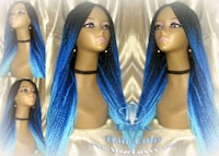Hair Styling Amazing Wigs Huge Local Stock Las Vegas