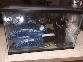 20 gallon tank with accessories