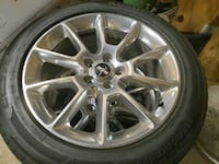 Mustang GT wheels Reading