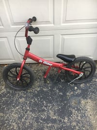 red and black BMX bike West Chicago