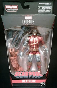 Marvel Legends Deathlok Action Figure  Port Coquitlam, V3B 7G7