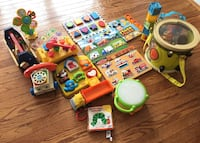 Baby toys in excellent condition! last chance! Vienna, 22182