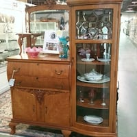 China/Buffet cabinet. Booth D01 Innisfil, L9S 3V9