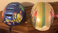 Boy & girl helmets Burke, 22015