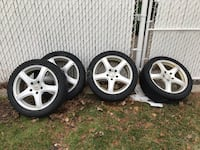 17' winter tires  Delson