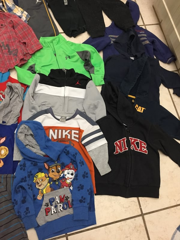 Huge 2T boy lot winter clothing  0