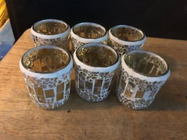 Candle holders 6
