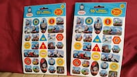 Collectible-Thomas The Tank Foldover Stickers Toledo, 43607