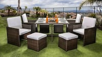 Table/Patio Set Colton, 92324