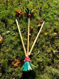 Devil Sticks/Flower Sticks Juggling Toy Nokesville, 20181