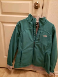 Womens Teal Northface (L) Reston, 20194