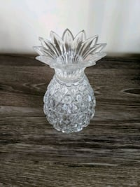 Crystal pineapple votive Alexandria, 22305
