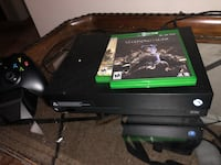 Xbox one X, w games & controller charger Round Rock, 78664