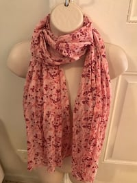women's pink and white floral dress 1195 mi