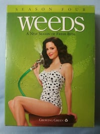 Weeds season 4 on dvd Baltimore
