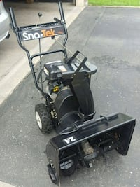 Sno-Tek Snowblower Ajax, L1T 3K7