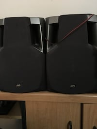 JVC classic speakers rare to find in such good quality