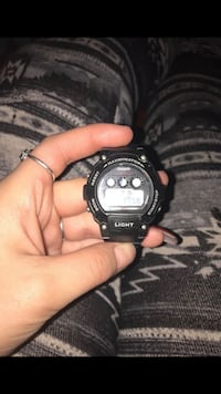 round black Casio G-Shock digital watch San Antonio, 78228