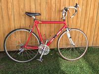red and white road bike Morgantown, 26505