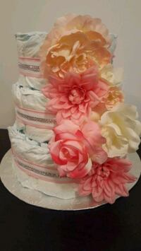 Diaper Cakes !  Barrie