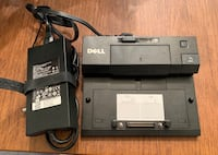 Dell docking station and AC adaptor Johns Creek, 30022