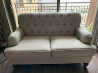 Two-seat sofa Arlington, 22202