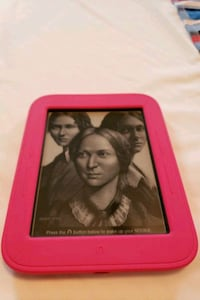 Nook eReader Sunrise