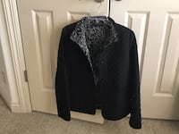 Reversible quilted jacket from Talbots.....immaculate condition.