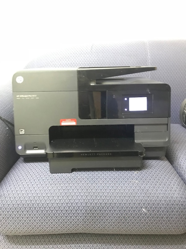 HP OfficeJet Pro 8610 Wireless All-In-One Photo Printer with Mobile  Printing, Instant Ink ready
