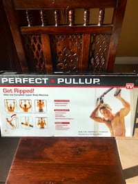 Perfect pullups work out San Marcos, 92078