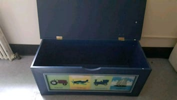 Kids storage box.