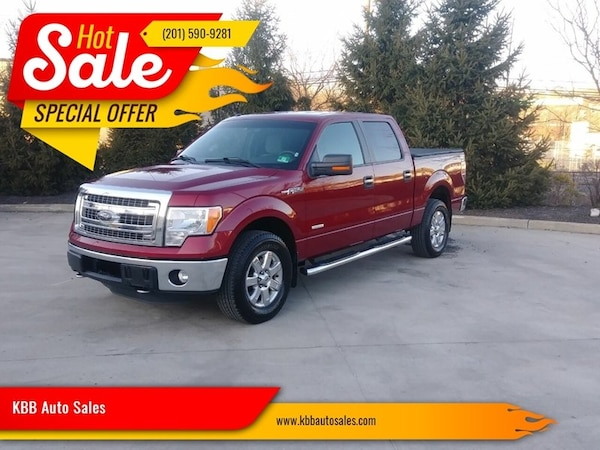 4f57c9932a38 Used Ford F-150 2013 for sale in North Bergen - letgo