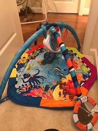baby's multicolored activity gym Ashburn, 20148