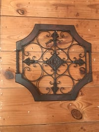 """19""""by 19"""" Iron Wall Hanging"""