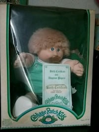 Vintage Cabbage Patch Kids Cody Philip Elkhart, 62634
