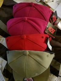 Hats snap back variety colors Union