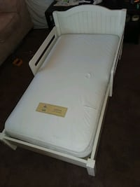 Toddle Bed with mattress
