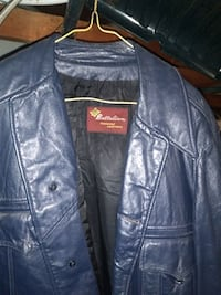 Leather coat Edmonton, T5E 5H4
